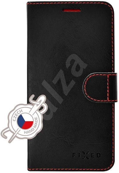 FIXED FIT for Samsung Galaxy A40 Black - Mobile Phone Case