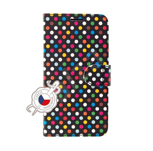 FIXED FIT for Samsung Galaxy A70 Rainbow Dots - Mobile Phone Case