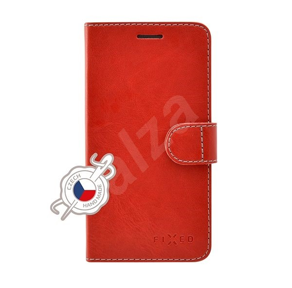 FIXED FIT for Samsung Galaxy A70 Red - Mobile Phone Case