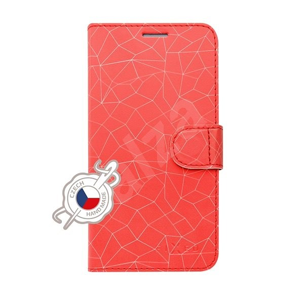 FIXED FIT for Samsung Galaxy A70 Theme Red Mesh - Mobile Phone Case