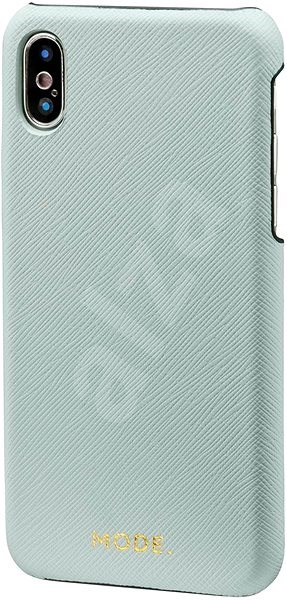dbramante1928 London iPhone X/XS - Misty Mint - Mobile Phone Case