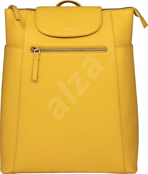 "dbramante1928 Berlin - 14"" Backpack - Lily Yellow - Laptop Backpack"