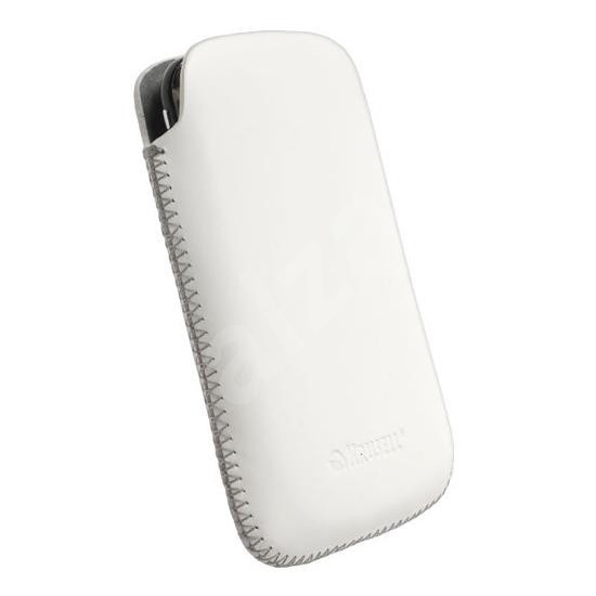 Krusell DONSÖ Large White - Mobile Phone Case