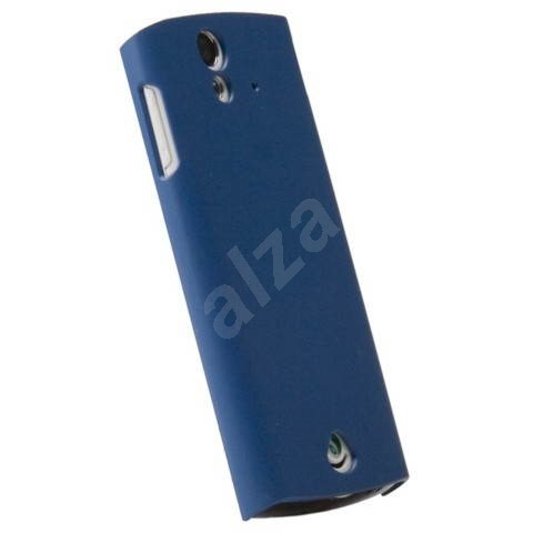 Krusell COLORCOVER Sony Ericsson Xperia Ray blue - Protective Case