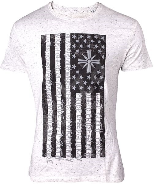 Far Cry 5 One Nation Under God T Shirt T Shirt Alzashop Com