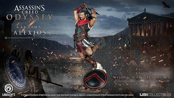 Assassin's Creed Odyssey - Alexios - Figure