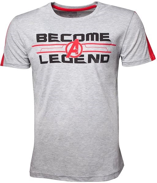 Avengers Become A Legend - T-Shirt S - T-Shirt