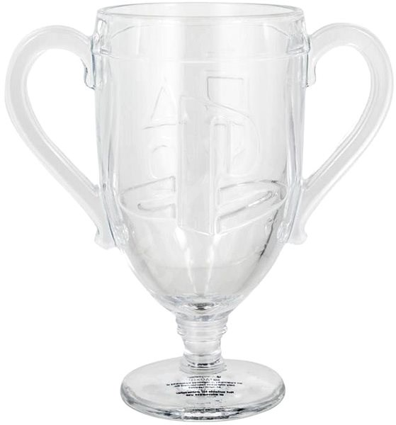 Playstation Trophy - glass - Glass for Cold Drinks
