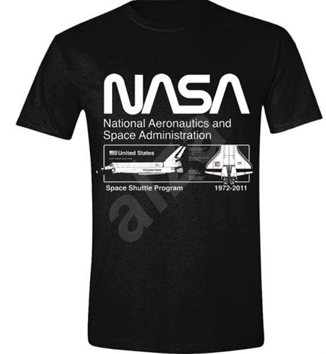 NASA Space Shuttle Program - T-Shirt S - T-Shirt