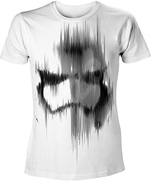 Star Wars - Faded Stormtrooper - T-Shirt S - T-Shirt