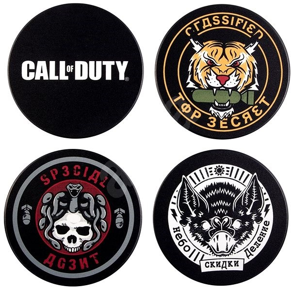 Call Of Duty Black Ops Cold War Coasters Pad Alzashop Com
