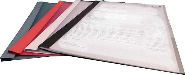 GENIE - ThermoBack Set - Binding Cover