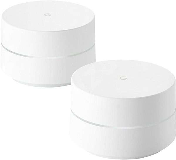 Google Wifi double pack - WiFi router