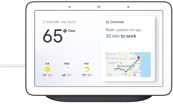 Google Home Hub - Voice Assistant