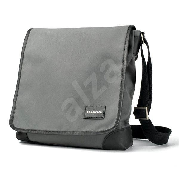 Crumpler betty blue sling gray canvas tablet bag alzashop crumpler betty blue sling gray canvas tablet bag fandeluxe Images