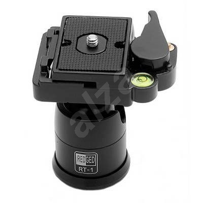 REDGED RT-1 Professional Ball Head T-serie - Tripod Head