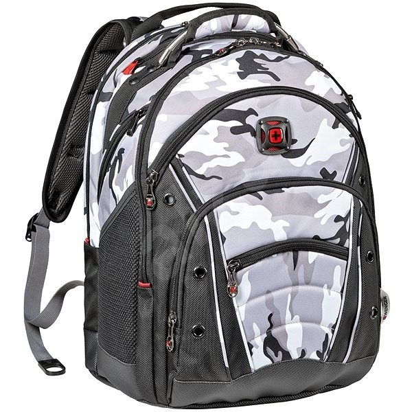 """WENGER SYNERGY - 16"""" Arctic Camo - Laptop Backpack"""