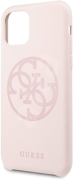 Guess 4G Tone on Tone for iPhone 11 Light Pink (EU Blister) - Mobile Case