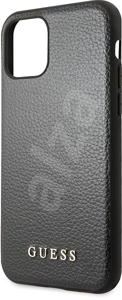 Guess Iridescent for iPhone 11 Pro Max, Black (EU Blister)