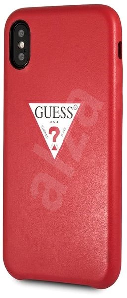 Guess PU Leather Case for iPhone XS Max Mobile Case
