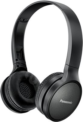 Panasonic RP-HF400 black - Headphones with Mic