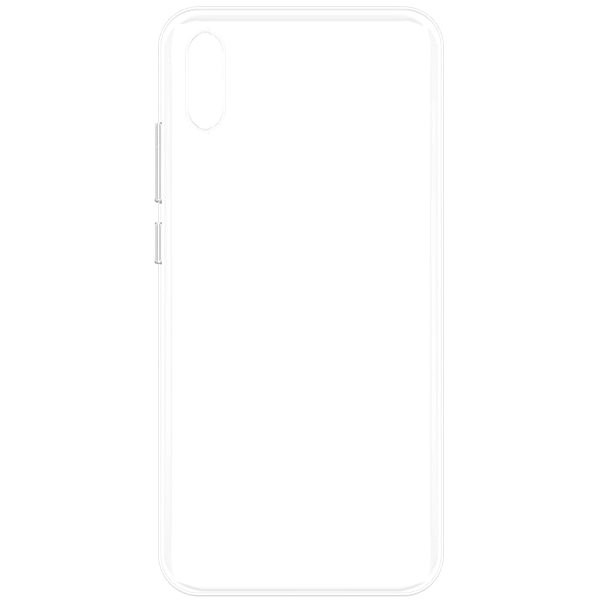Hishell TPU for Xiaomi Redmi 9A, Clear - Mobile Case
