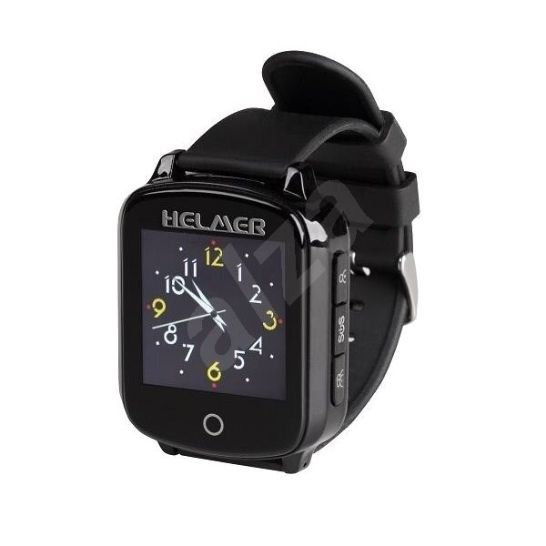Helmer LK 706 Black - Smartwatch