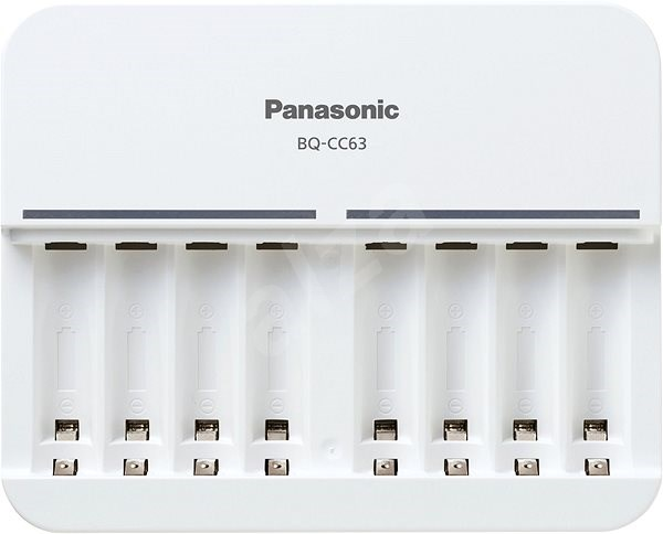 Panasonic Eneloop High Capacity Charger - Battery Charger
