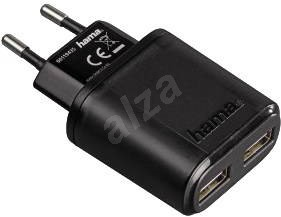 Hama USB 2.1A AutoDetect  - Charger