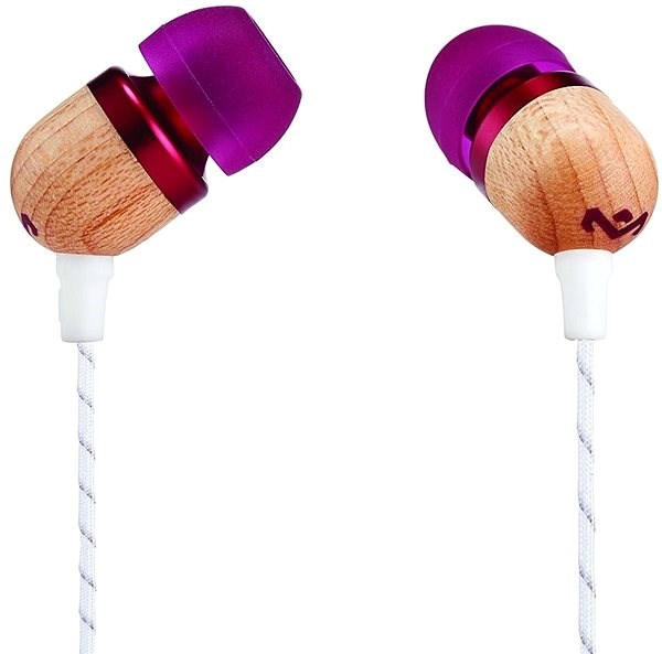 House of Marley Smile Jamaica - Purple - Headphones