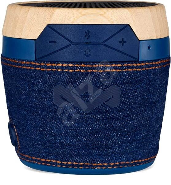 House of Marley Chant Mini - Denim - Bluetooth speaker