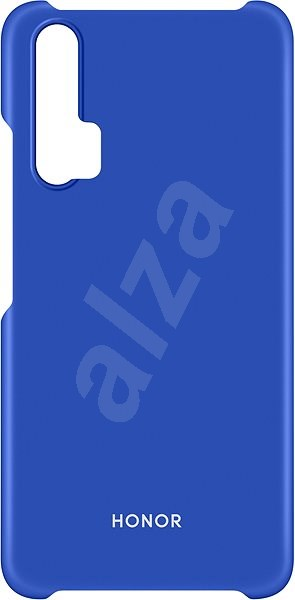 Honor 20 Protective Case Blue - Mobile Case