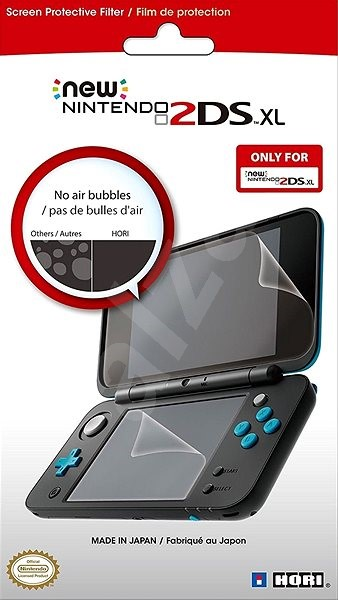 HORI Protective Screen Filter - 2DS XL - Accessories