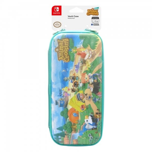 Hori Premium Vault Case - Animal Crossing Edition - Nintendo Switch - Case