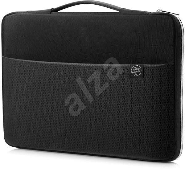 "HP Carry Sleeve Black/Silver 14"" - Laptop Case"