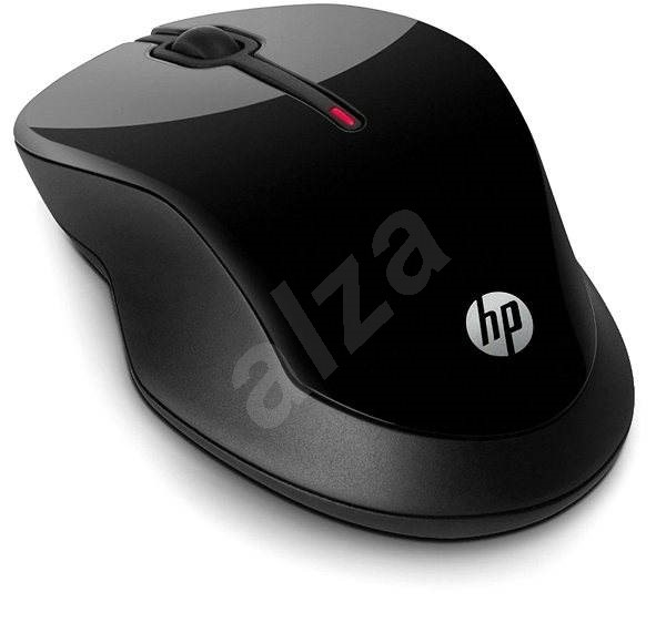 HP Wireless Mouse X3500 - Mouse