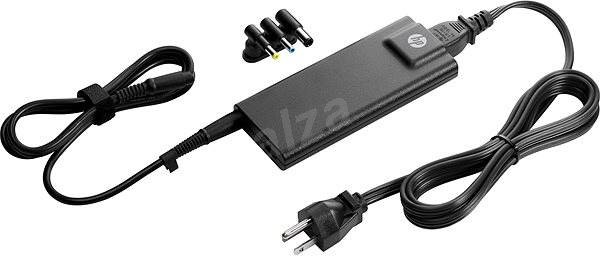 HP 90W Slim AC with USB EURO - Power Adapter