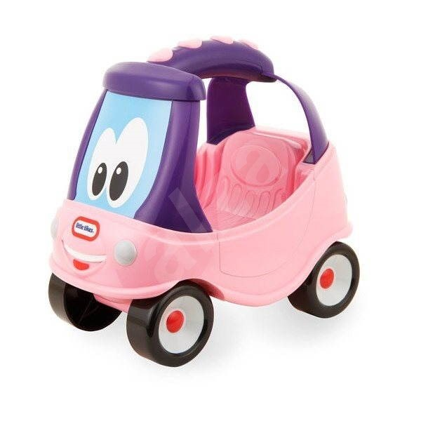 Little Tikes Cozy Coupe Car Music Pink