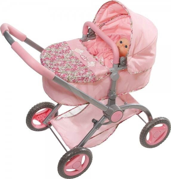 Baby Annabell - Stroller 2 in 1 - Doll Accessory  7220cd03a5