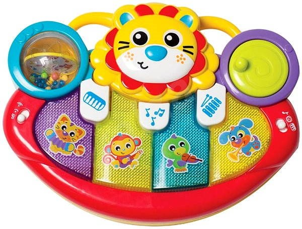 Playgro - A multifunctional musical instrument of the lion - Interactive Toy