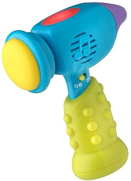 Playgro - Hammer with Sound Effects - Interactive Toy