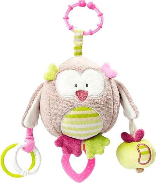 Nuk Forest Fun - Owlet - Pushchair Toy