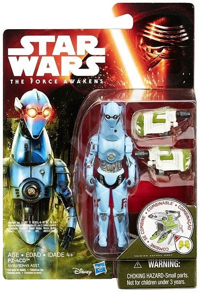Star Wars Episode 7 - Action PZ-4CO - Figurine