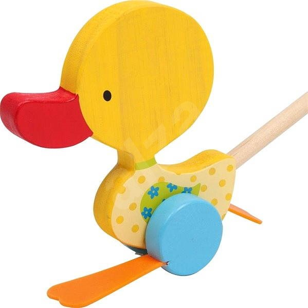 Pulling Toys - Duck - Push and Pull Toy