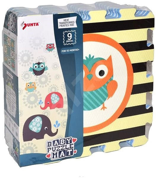 Wiky Soft Blocks - Play Mat