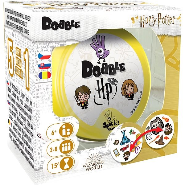 Dobble Harry Potter - Card Game