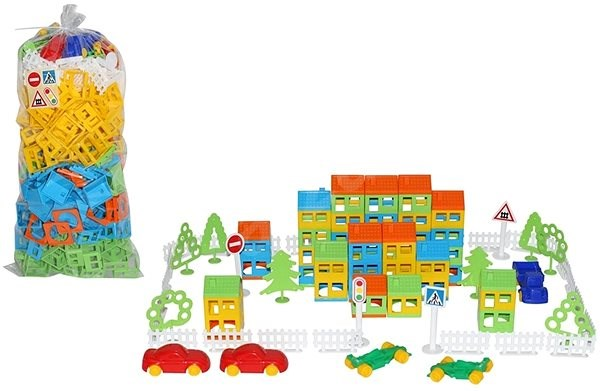 Polesie Build Your City - Building Kit