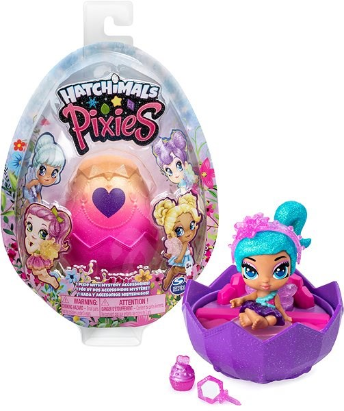Hatchimals Pixies - Figures