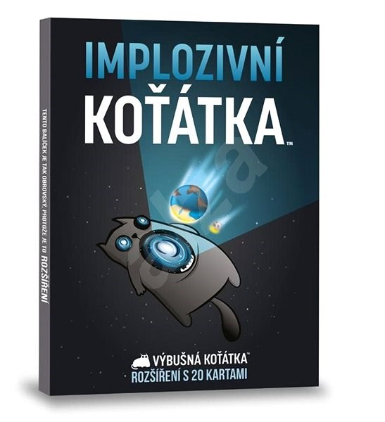Imploding Kittens - extension - Card Game Expansion