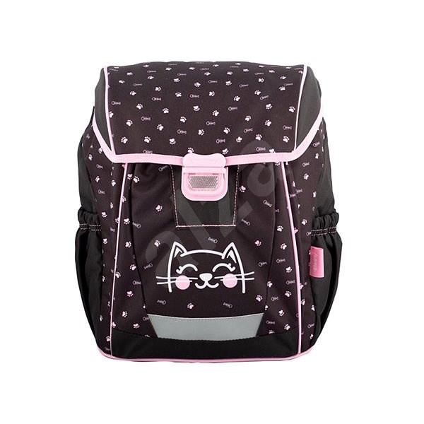 Hama School briefcase for first-graders Cat, Super light, 0.66kg - Briefcase
